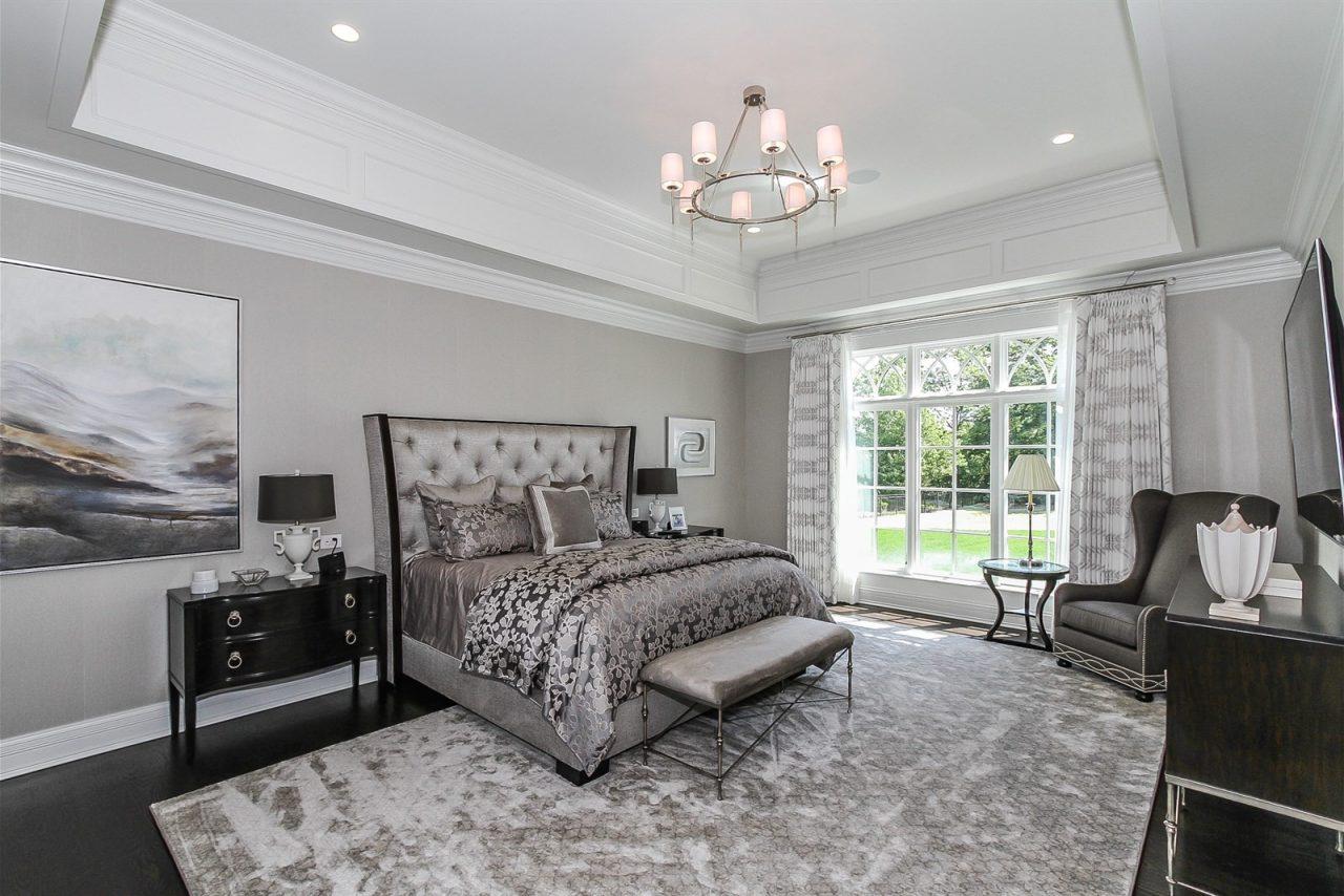 Custom Master Bedroom Build